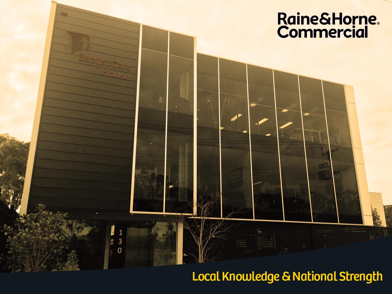 Raine & Horne Commercial SA