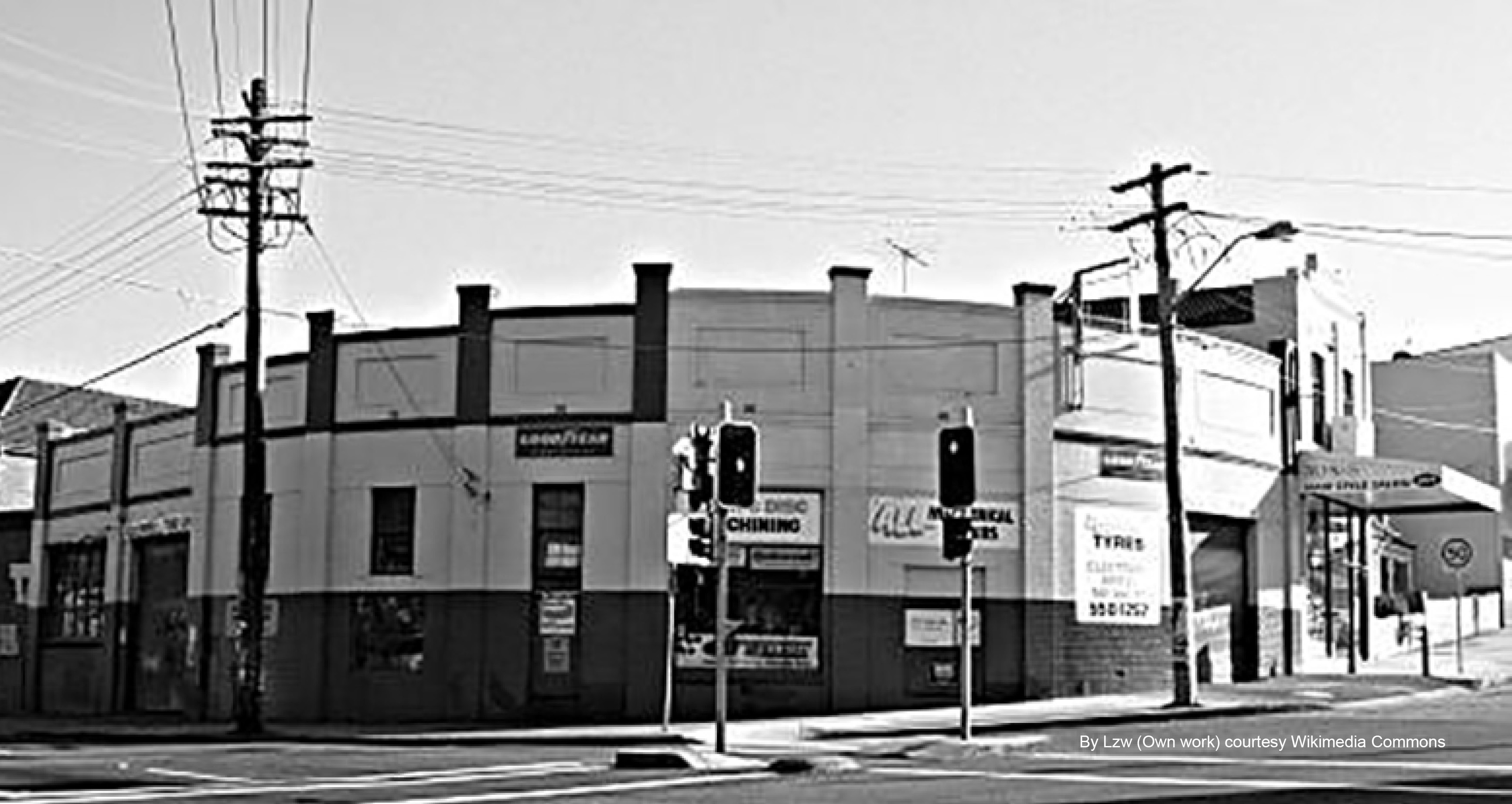271-275 Wardell Road, Dulwich Hill (then)