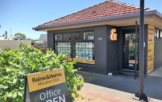 McLaren Vale Real Estate Agents - Raine & Horne McLaren Vale