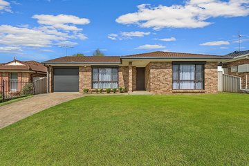 Recently Sold 63 SOUTHEE CIRCUIT, OAKHURST, 2761, New South Wales