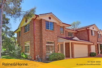 Recently Sold 1/30-32 Christopher Street, BAULKHAM HILLS, 2153, New South Wales