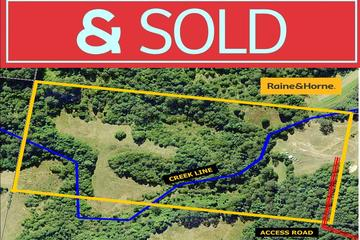 Recently Sold LORNE