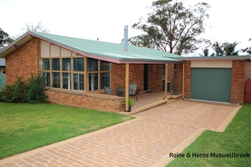Recently Sold 45 Thompson Street, MUSWELLBROOK, 2333, New South Wales