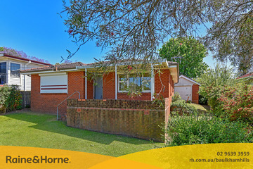 Recently Sold 15 Cansdale St, BLACKTOWN, 2148, New South Wales