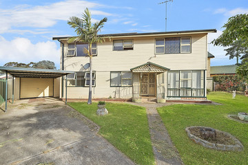 Recently Sold 33 TEMPLAR STREET, BLACKTOWN, 2148, New South Wales