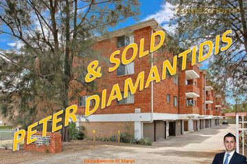Recently Sold 11/44 Luxford Road, MOUNT DRUITT, 2770, New South Wales