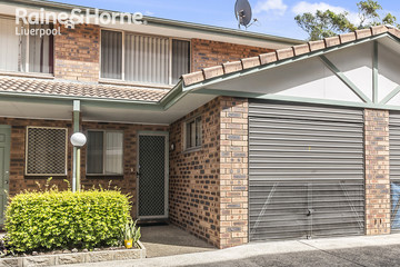 Recently Sold 7/1 Riverpark Drive, LIVERPOOL, 2170, New South Wales