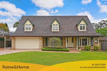 Recently Sold 34 Merindah Rd, BAULKHAM HILLS, 2153, New South Wales