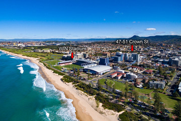 Recently Sold 401/47-51 Crown Street, WOLLONGONG, 2500, New South Wales
