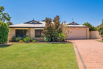 Recently Sold 57 Reynolds Ave, GREENFIELDS, 6210, Western Australia