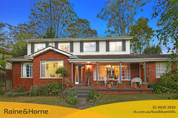 Recently Sold 11 Tekla Street, WEST PENNANT HILLS, 2125, New South Wales