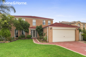 Recently Sold 8 Woodside Avenue, WEST HOXTON, 2171, New South Wales