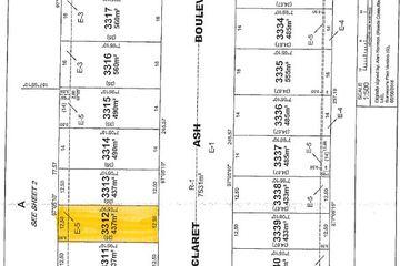 Recently Sold Lot 3312 Claret Ash Boulevard, MELTON WEST, 3337, Victoria