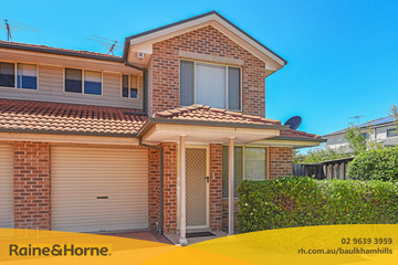 Recently Sold 8/10 Marsden Road, ST MARYS, 2760, New South Wales