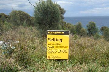 Recently Sold Lot 4a White Beach Road, WHITE BEACH, 7184, Tasmania