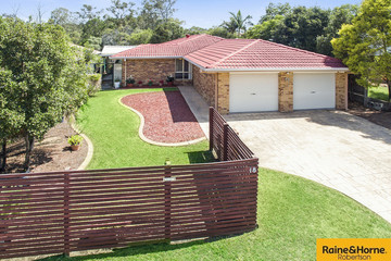 Recently Sold 18 Tuberose Place, CALAMVALE, 4116, Queensland