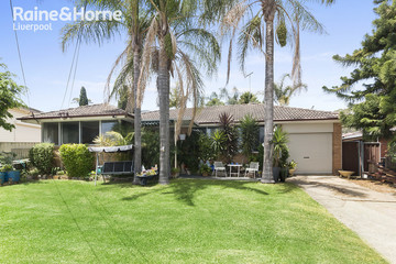 Recently Sold 12 York Street, CASULA, 2170, New South Wales