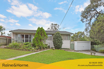 Recently Sold 3 Allsopp Avenue, BAULKHAM HILLS, 2153, New South Wales
