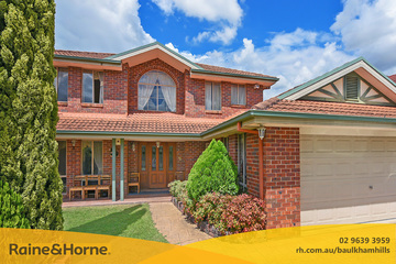 Recently Sold 23 Matilda Grove, BEAUMONT HILLS, 2155, New South Wales