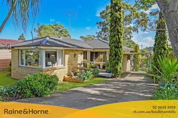 Recently Sold 64 Model Farms Road, WINSTON HILLS, 2153, New South Wales