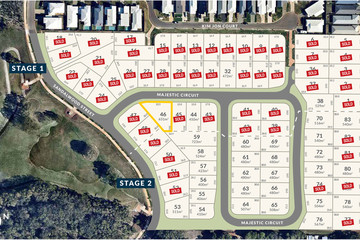 Recently Sold Lot 46 Majestic Circuit, THORNLANDS, 4164, Queensland