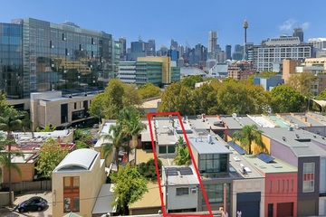 Recently Sold 109 Pyrmont Street, PYRMONT, 2009, New South Wales