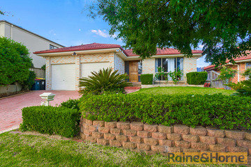 Recently Sold 27 Bilyana Place, ROUSE HILL, 2155, New South Wales