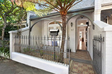 Recently Sold 67 Holmwood Street, NEWTOWN, 2042, New South Wales