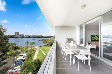 Recently Sold 412/3 Amalfi Drive, WENTWORTH POINT, 2127, New South Wales