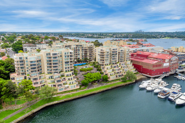 Recently Sold 902/1-5 Cary Street, DRUMMOYNE, 2047, New South Wales