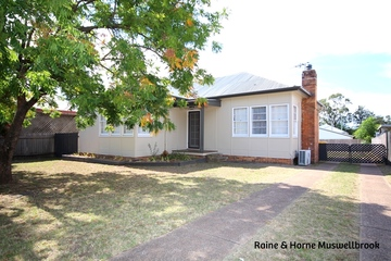 Recently Sold 16 Forbes Street, MUSWELLBROOK, 2333, New South Wales