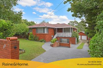 Recently Sold 39 Cross Street, BAULKHAM HILLS, 2153, New South Wales