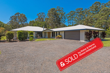 Recently Sold 22 Smedley Drive, POMONA, 4568, Queensland
