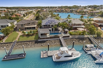 Recently Sold 55 Masthead Drive, RABY BAY, 4163, Queensland