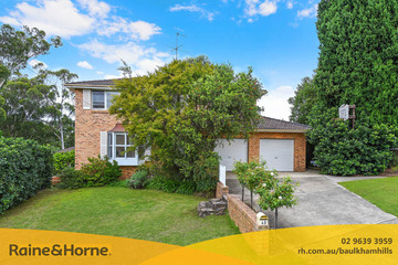 Recently Sold 40 Canyon Rd, BAULKHAM HILLS, 2153, New South Wales