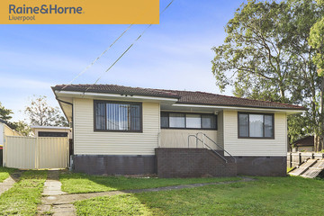 Recently Sold 8 Tumut Place, HECKENBERG, 2168, New South Wales