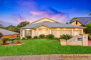 Recently Sold 87 Milford Drive, ROUSE HILL, 2155, New South Wales
