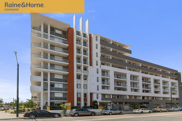 Recently Sold B204/87-91 Campbell Street, LIVERPOOL, 2170, New South Wales