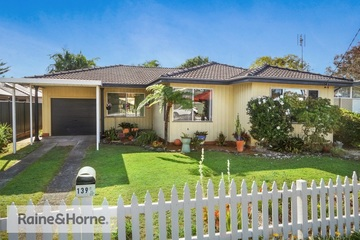 Recently Sold 139 Bourke Road, UMINA BEACH, 2257, New South Wales