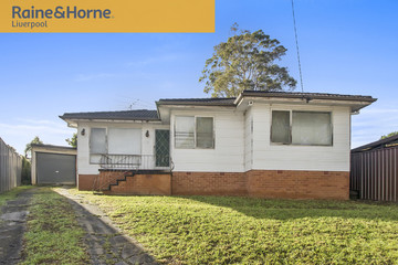 Recently Sold 4 Tamar Place, FAIRFIELD WEST, 2165, New South Wales