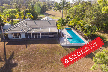 Recently Sold 29 Lawnville Road, COOROY, 4563, Queensland