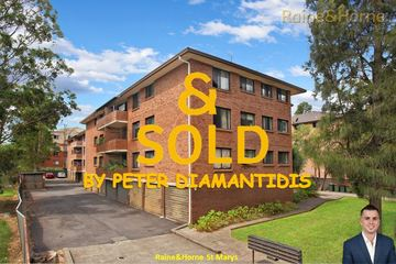 Recently Sold 23/50 Luxford Road, MOUNT DRUITT, 2770, New South Wales