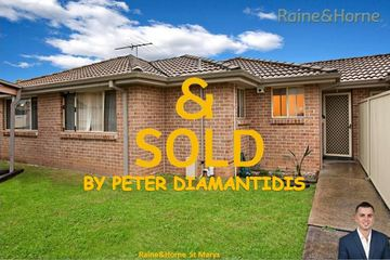 Recently Sold 8/19 Morehead Avenue, MOUNT DRUITT, 2770, New South Wales