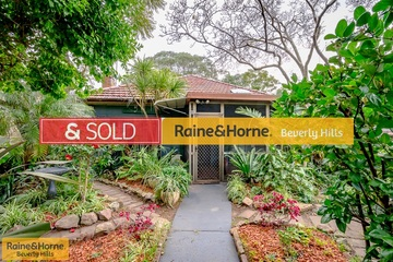 Recently Sold 44 WALKER STREET, TURRELLA, 2205, New South Wales