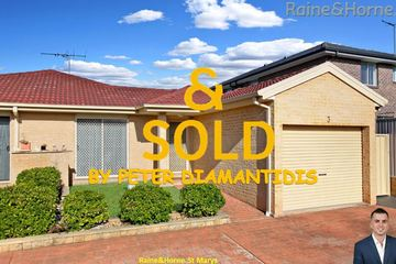 Recently Sold 3/14 BRADDON STREET, OXLEY PARK, 2760, New South Wales