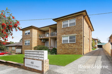 Recently Sold 4/48 Washington Street, BEXLEY, 2207, New South Wales