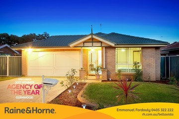 Recently Sold 3 Cantwell Street, GLENWOOD, 2768, New South Wales