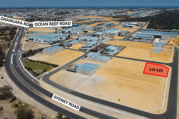 Recently Sold Lot 459 Forward Loop, WANGARA, 6065, Western Australia