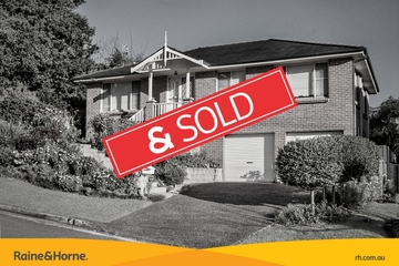 Recently Sold 4 Dewrang Road, TERRIGAL, 2260, New South Wales