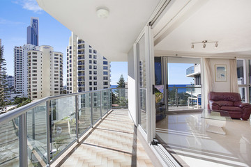 Recently Sold Unit 6D 'Peninsula' 5 Clifford Street, SURFERS PARADISE, 4217, Queensland